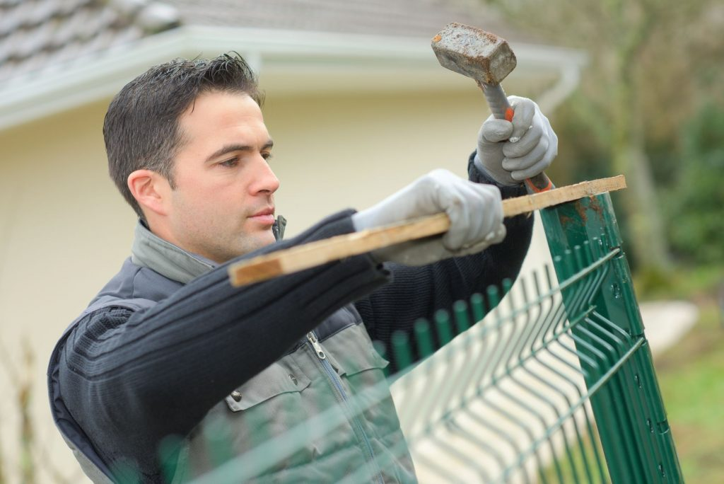 fence Repair services in Tallahassee FL
