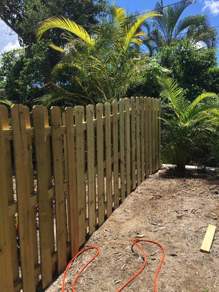 Residential Fence Installation in Tallahassee Florida
