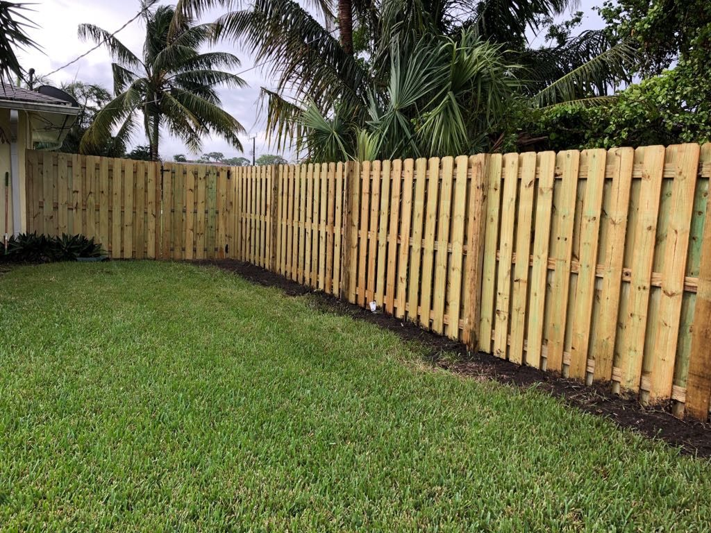 Fence Installation in Tallahassee