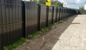 High – Quality Iron Fence Construction, Tallahassee FL